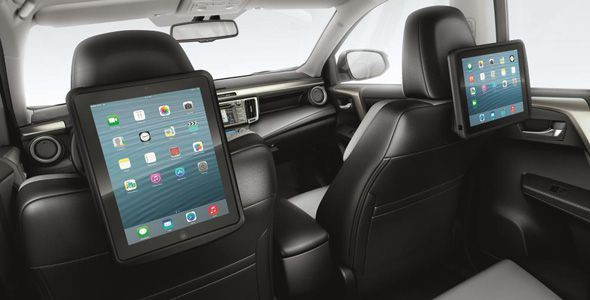 El Toyota RAV4 incorpora nuevos accesorios originales