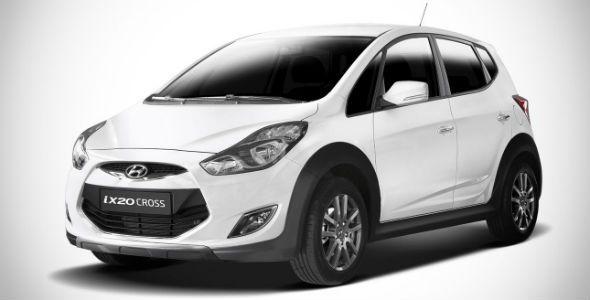 Nuevo Hyundai iX20 Cross para el mercado belga