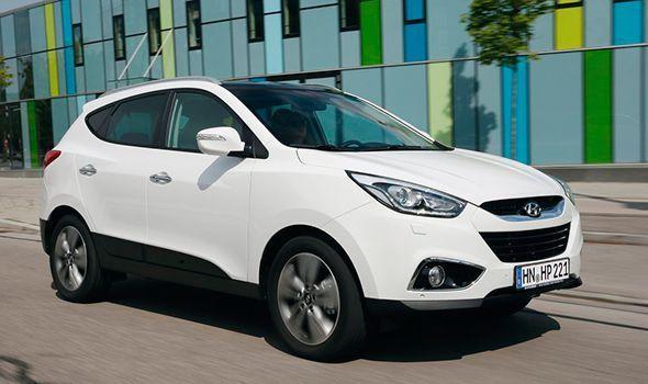 75 unidades del Hyundai ix35 de pila de combustible en Europa