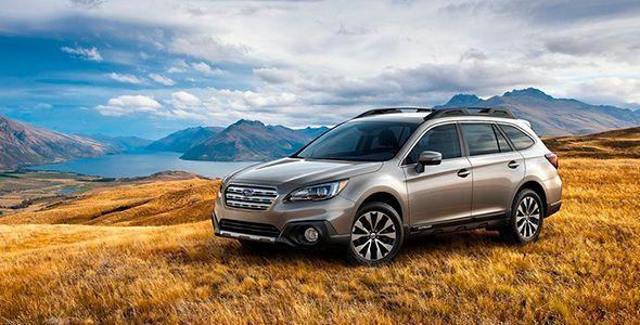 Nuevo Subaru Outback en el Salón de Nueva York 2014