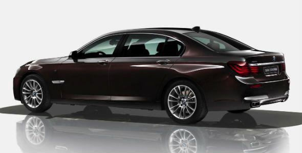 BMW en el Salón de Pekín