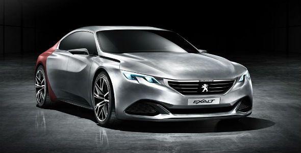 Peugeot Exalt, en el Salón de Pekín
