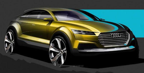 Audi: nuevo prototipo en el Salón de Pekín