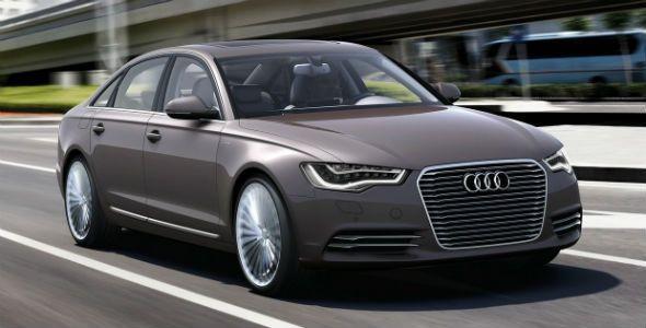 Audi A6 L e-tron, listo para su debut en China