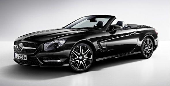 Mercedes SL 400, con motor turbo de 333 CV