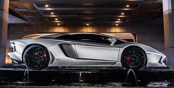 Lamborghini Aventador Jackie Chan Edition, el más solidario