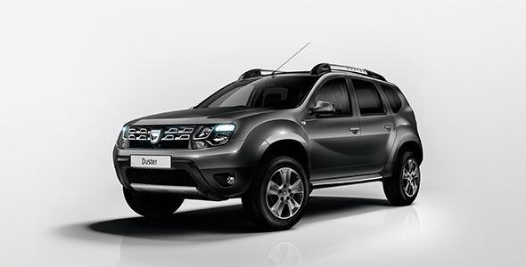 Dacia Duster: un millón en cuatro años