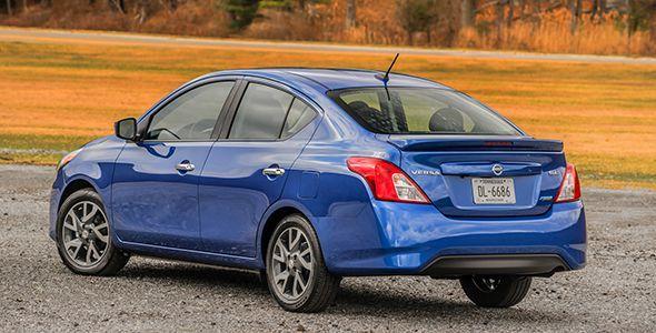 Nuevo Nissan Versa Sedan en el Salón de Nueva York 2014