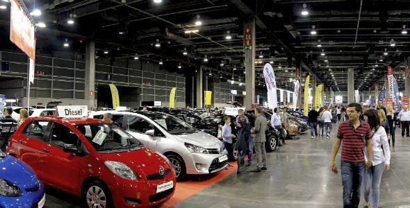 Feria del Vehículo Selección Ocasión: dos millones de euros de ventas