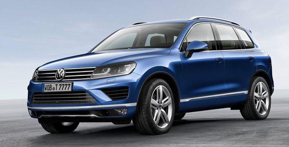 Volkswagen Touareg 2014: ¿cuáles son los cambios?