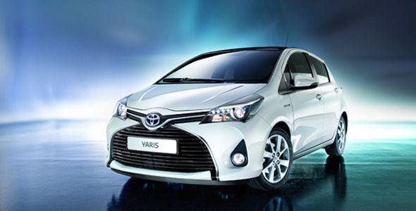 El Toyota Yaris cambia de cara a finales de año