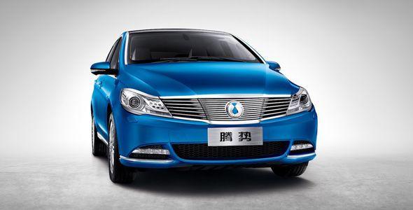 BYD y Daimler presentan el nuevo eléctrico Denza