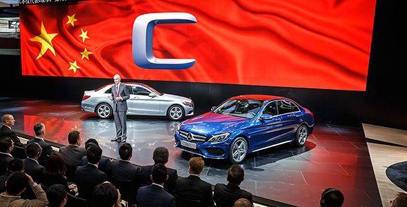 Las novedades de Mercedes-Benz en el Salón de Pekín 2014