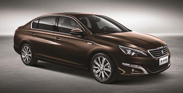 El Peugeot 408 se estrena en el Salón de Pekín