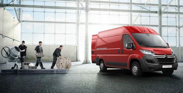 El Citroën Jumper se renueva