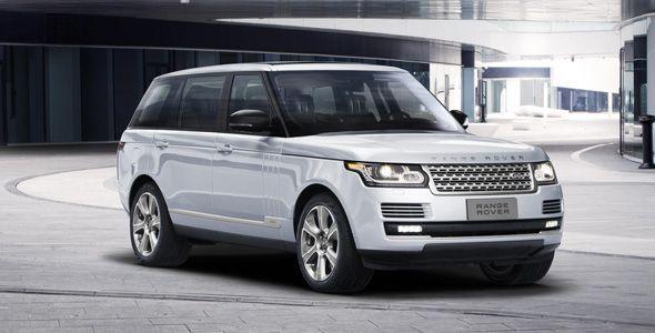 Range Rover híbrido de batalla larga, un extra de espacio