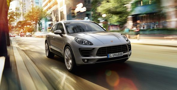 El Porsche Macan más barato, con motor de cuatro cilindros