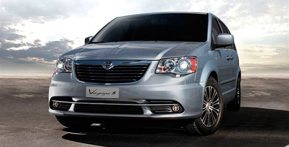 Nuevo Lancia Voyager Family Class: edición especial