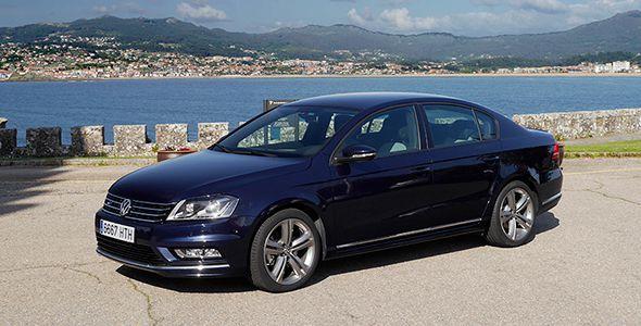 Prueba: VW Passat 2.0 TDi DSG R-Line de 140 CV