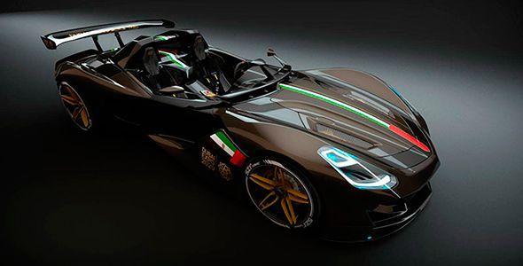 Dubai Roadster: ¿un nuevo deportivo para 2015?