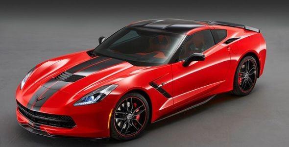 Nuevos acabados Atlantic y Pacific para el Chevrolet Corvette 2015