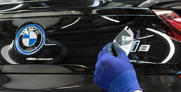 Así se fabrican los BMW i3 e i8 de fibra de carbono