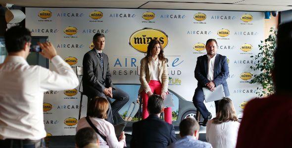Midas Air Care, nuevo servicio de higienización del aire del vehículo