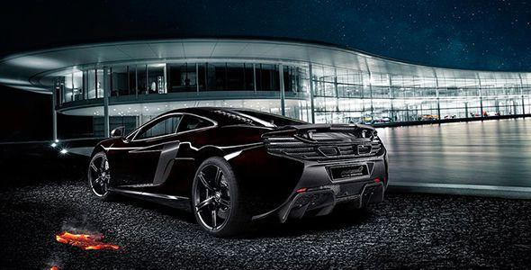 McLaren 650S MSO Concept 2014: Rizando el rizo de un supercoche