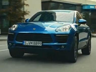 El Porsche Macan, en vídeo