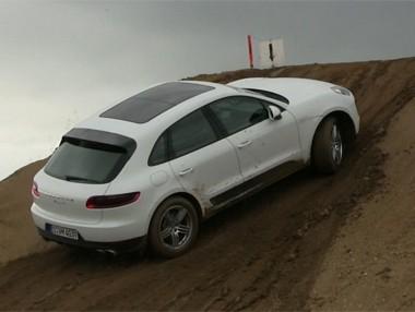 Vídeo prueba Porsche Macan