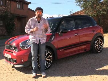 Vídeo prueba: Mini Countryman JCW