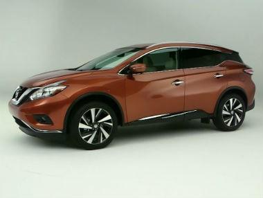 El nuevo Nissan Murano, en vídeo