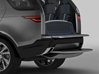 Vídeo: asiento extraíble del Land Rover Discovery Vision Concept
