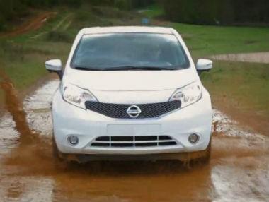 El coche que se lava solo, en vídeo