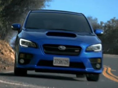El nuevo Subaru WRX STi, en vídeo