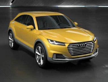 Vídeo: Audi TT Offroad Concept
