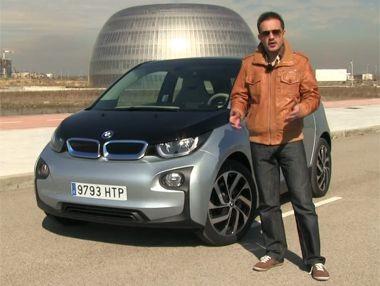Vídeo prueba: BMW i3