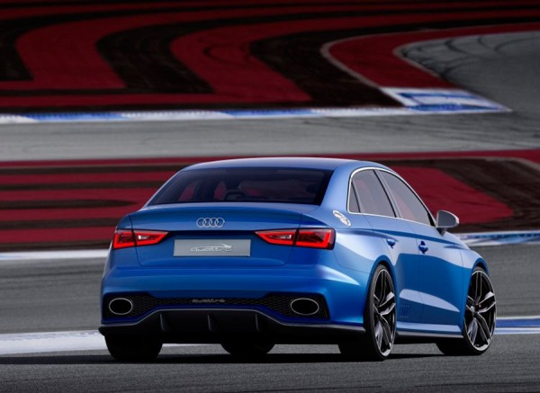 Audi A3 Clubsport Quattro Concept Wöthersee 2014