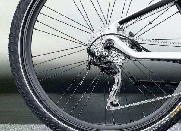 BMW Cruise e-Bike 2014