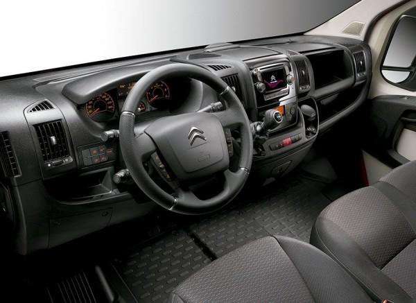 Nuevo Citroën Jumper 2014