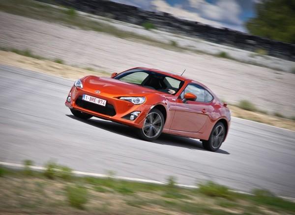 Nuevo Toyota GT86 2014