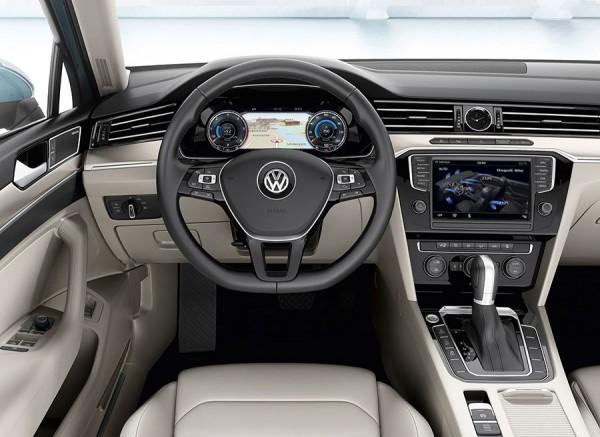 Nuevo VW Passat 2015