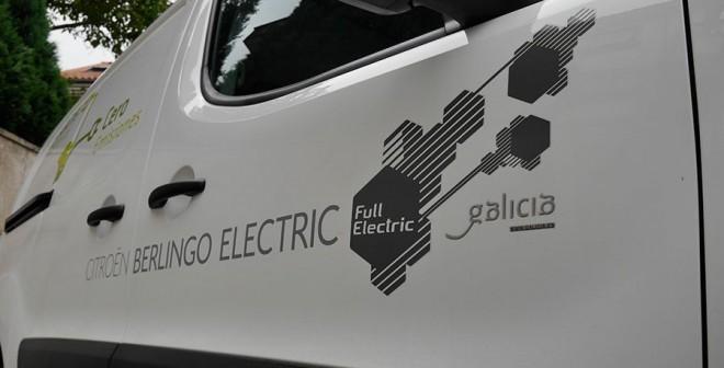 Presentación y prueba Citroën Berlingo Electric 2014, Vigo, Rubén Fidalgo