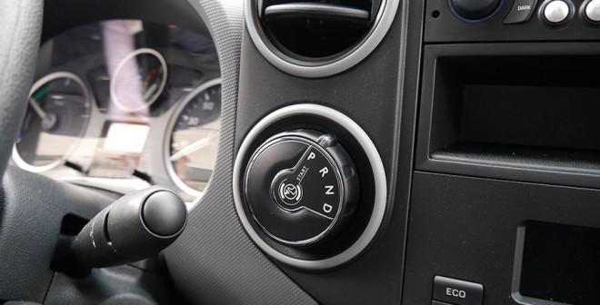 Presentación y prueba Citroën Berlingo Electric 2014, interior, Rubén Fidalgo
