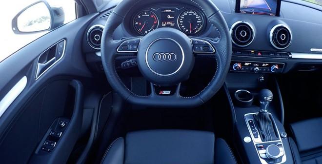 Prueba Audi A3 Sportback 2.0 TDi Quattro, interior, Rubén Fidalgo