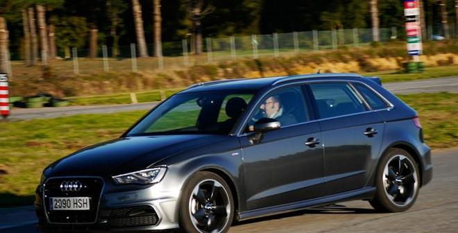 Prueba Audi A3 Sportback 2.0 TDi Quattro, A Pastoriza, Rubén Fidalgo