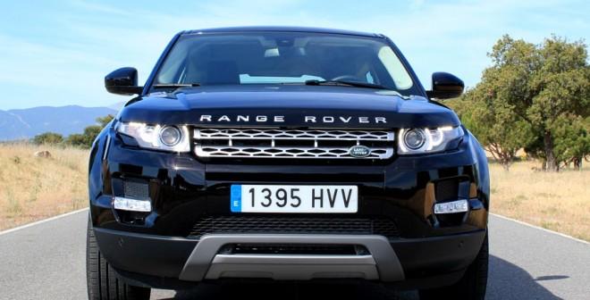 Range Rover Evoque SD4 2014