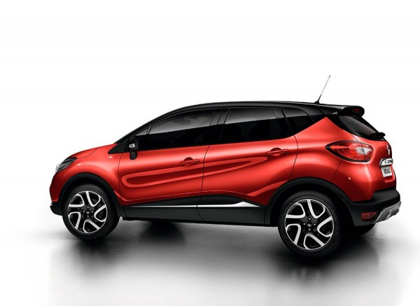 Renault Captur Helly Hansen Extended Grip