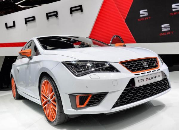 El Seat León Cupra es otro de los grandes protagonistas de la marca española en el Wörthersee.
