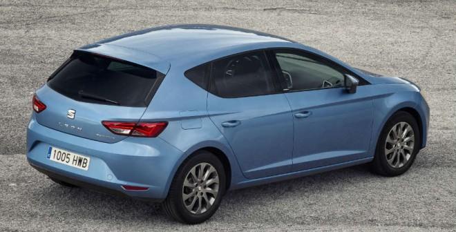 El consumo medio homologado del Seat León Ecomotive es de 3,3 l/100 km.